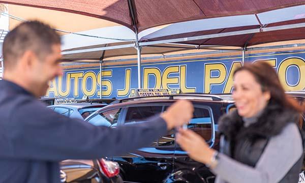 concesionario de coches de segunda mano en granada